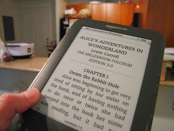 不要買 Kindle 的理由
